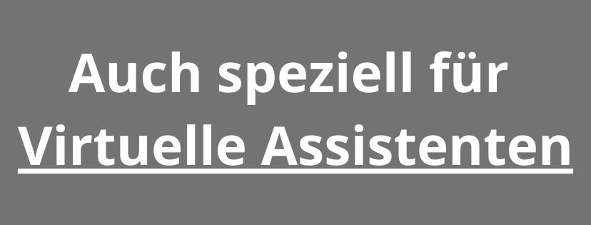 Datenschutz Virtuelle Assistenz